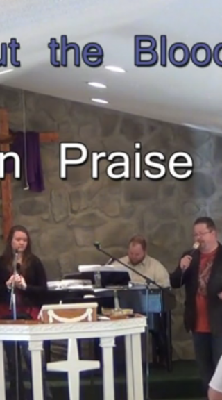 Brenton Praise Team – Nothing But The Blood
