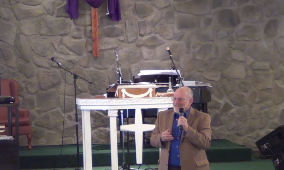 Worshiping God in the Midst of Affliction – Pastor Lee Fischer 01-19-14